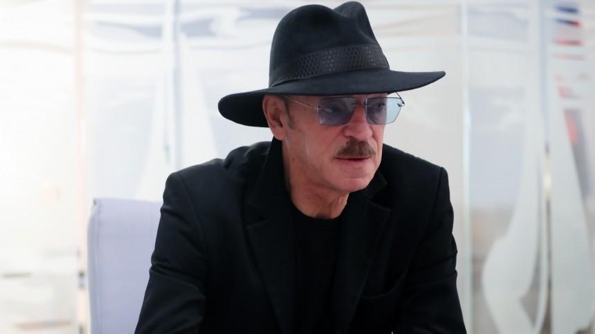 «Поперся надачу вмороз»: Краско назвал причину госпитализации Боярского