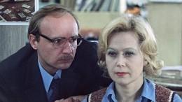 «Подарок судьбы»: Светлана Немоляева рассказала оработе сАндреем Мягковым