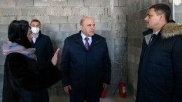 Мишустин призвал губернатора ускорить проект «соцгородка» под Псковом