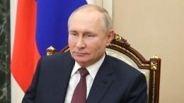 Путин присвоил генеральские звания 60 сотрудникам МВД, ФСИН, ФССП иСК