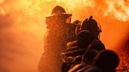 Четверо детей погибли вовремя пожара вжилом доме Кирова