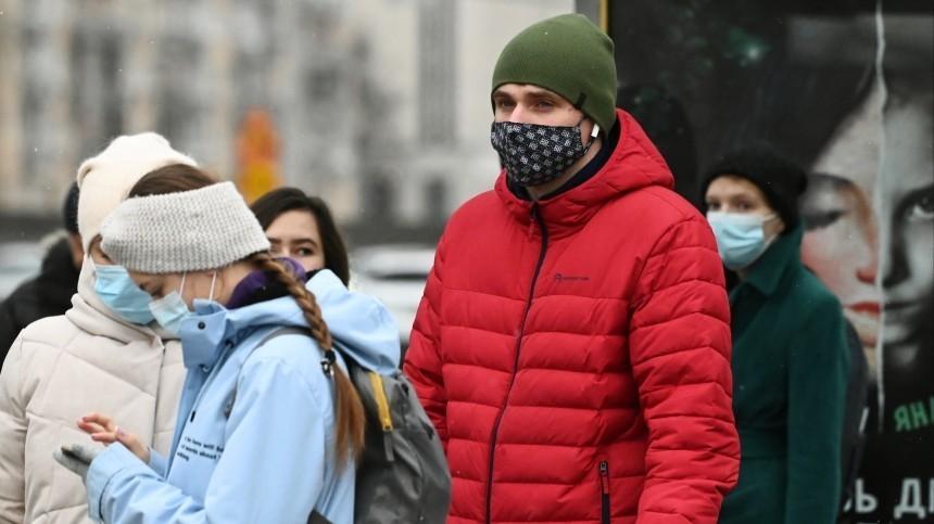 Собянин заявил, что пандемия коронавируса вМоскве пошла наспад