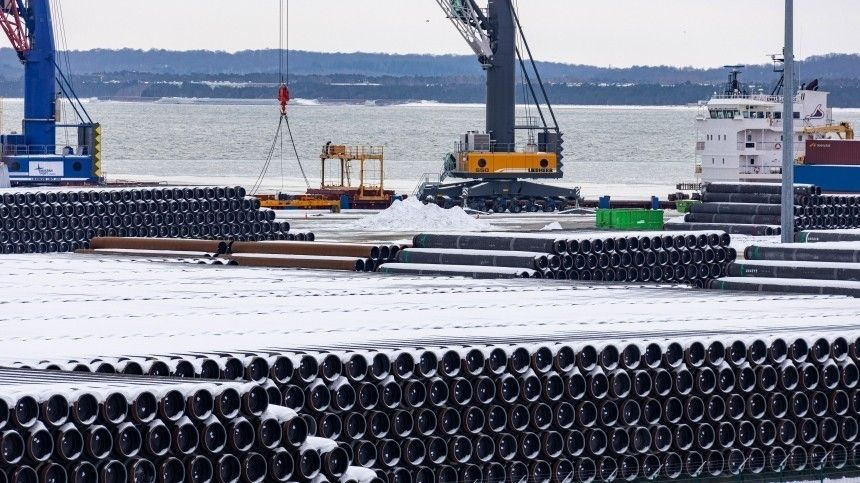 Список санкций по«Северному потоку— 2» будет коротким из-за смены курса США