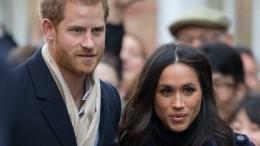 Принц Гарри иМеган Маркл отказались отобязанностей членов королевской семьи