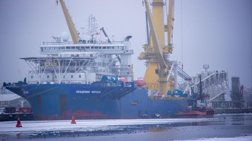 Госдеп США непредложил новые санкцие против «Северного потока— 2»