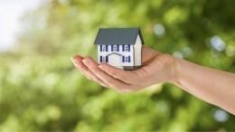 Многодетным семьям могут предоставить льготную ипотеку начастные дома