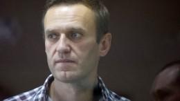 Песков прокомментировал реальный срок Навальному