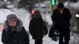 Мороз напраздник: 23февраля станет самым холодным днем вРоссии