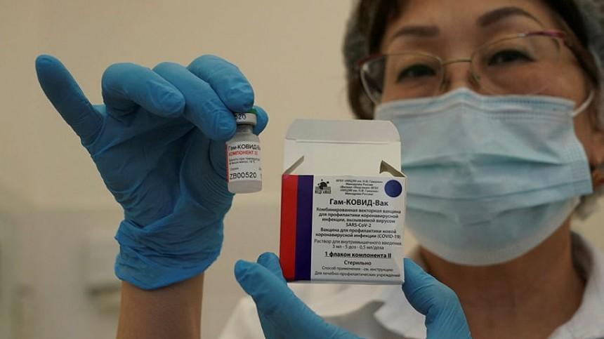 Сирия зарегистрировала российскую вакцину «Спутник V»