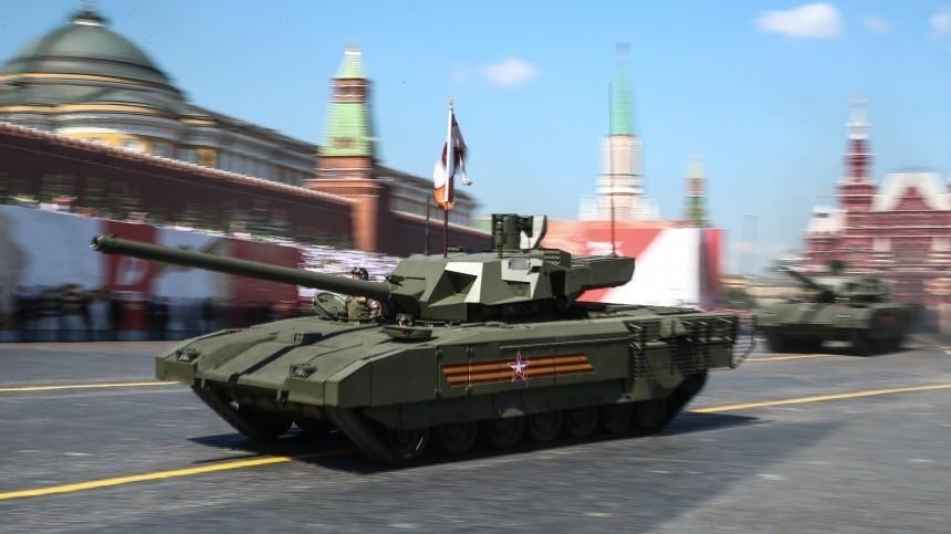 На«Уралвагонзаводе» рассказали опревосходстве танка «Армата»
