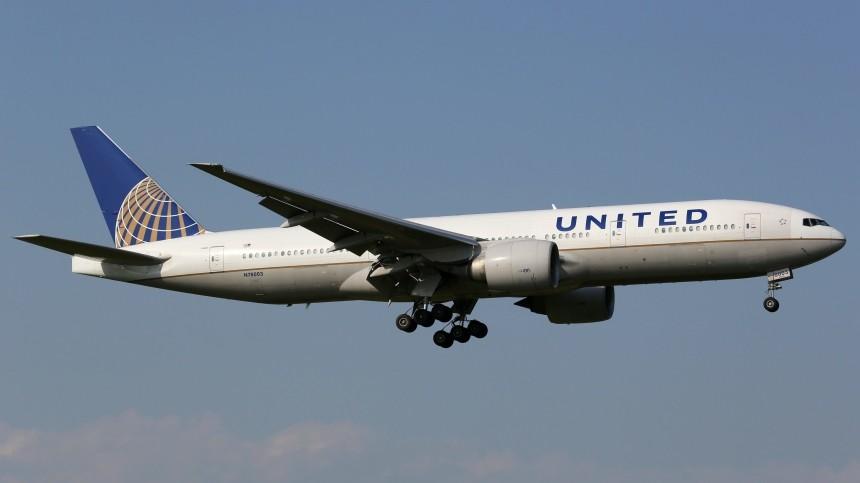 Названа возможная причина ЧПсBoeing 777 вКолорадо
