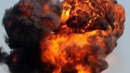 После взрыва нагазопроводе под Оренбургом приостановлен транзит голубого топлива вКазахстан