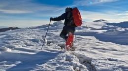 Ледяная ловушка: попавших врасщелину сноубордистов чудом спасли наЭльбрусе