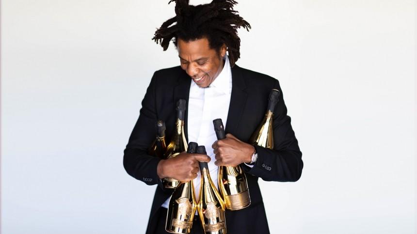 Рэпер Jay-Z продал половину своего бренда шампанского компании Moet Henessy