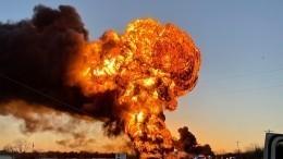 Техас под ударом: очередная катастрофа в«штате одинокой звезды» попала навидео