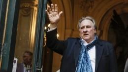 Жерару Депардье предъявили обвинения визнасиловании идомогательствах