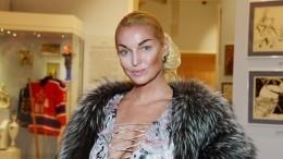 «Ясчастлива»: Волочкова поздравила с23февраля тяжелобольного любимого мужчину
