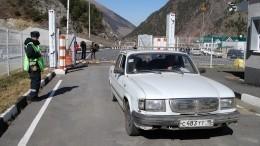 Грузия разрешит въезд россиянам сотрицательным тестом наCOVID-19