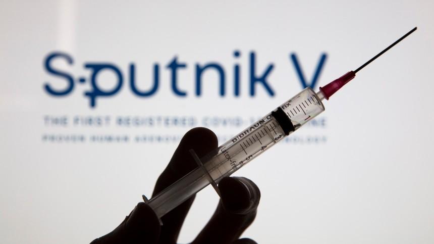 Вакцина «Спутинк V» получила регистрацию вЕгипте