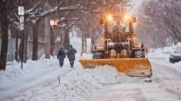 Власти Петербурга объяснили низкое качество уборки дорог отснега