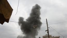 Боевики нанесли минометный удар поновому пункту пропуска вИдлибе
