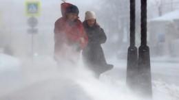 Парализовавший движение наУрале циклон направился вЗападную Сибирь
