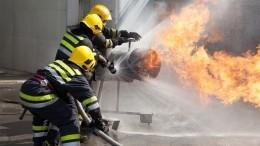 Взрыв вНижнем Новгороде почти полностью разрушил одноэтажное здание