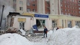 Момент взрыва вжилом доме Нижнего Новгорода попал навидео