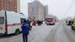 Видео: пострадавшего достали из-под завалов после взрыва газа вНижнем Новгороде