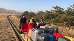 «Вполне поплечу»: дипломат рассказал овозвращении изКНДР надрезине