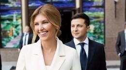 Жену Зеленского уличили воплате коммуналки заквартиру наюжном берегу Крыма