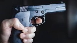 Очевидцы сообщили острельбе возле ресторана вцентре Махачкалы— видео