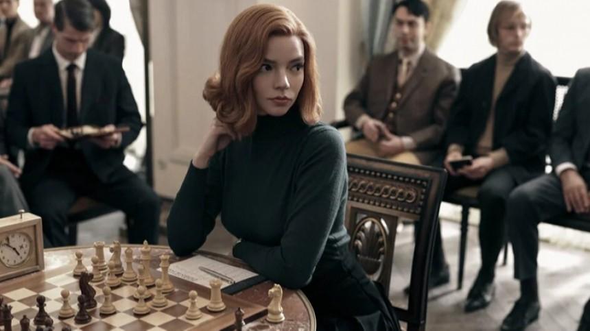 «Ход королевы» стал лучшим мини-сериалом поверсии «Золотого глобуса»