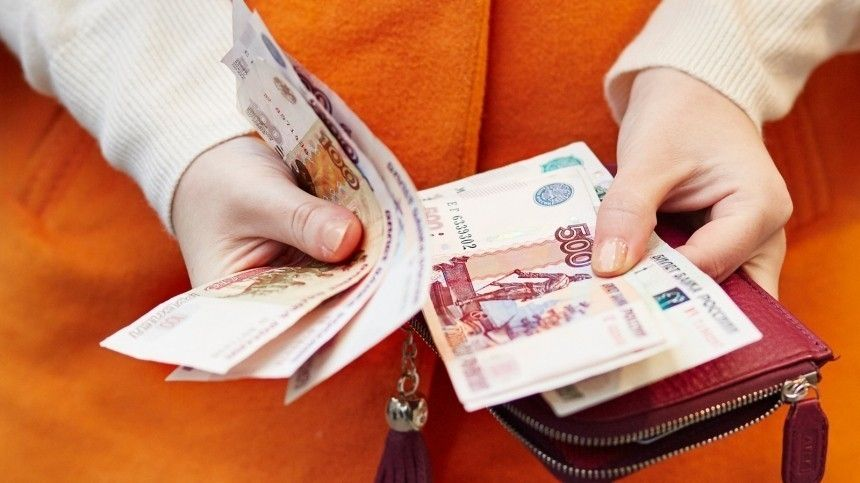 ВКремле опровергли данные осильном падении доходов россиян