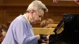 «Доэтого неделю некушала»: помощник Лядовой рассказал осамочувствии пианистки