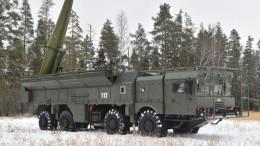 ВКремле ответили назаявление Пашиняна оневерном докладе по«Искандерам»
