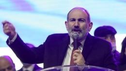 Никол Пашинян попросил прощения заошибки правительства