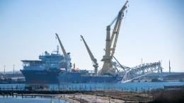 НаУкраине подготовились кзапуску газопровода «Северный поток— 2»