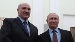 Лукашенко назвал «брехней» 70% сообщений оего встрече сПутиным