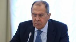 «Однозначно!»— Лавров пообещал отреагировать наантироссийские санкции США