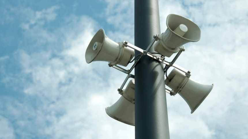Без паники: проверка систем оповещения пройдет вРФ3марта