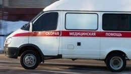 Видео: автобус сбил ребенка напешеходном переходе вПетербурге