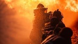 Двое детей погибли встрашном пожаре ввысотном доме воВладивостоке— видео
