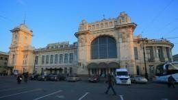 РЖД оштрафовали занесогласованный ремонт наВитебском вокзале вПетербурге