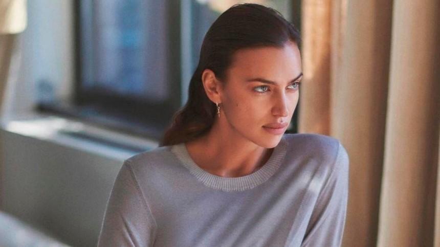 «Она прекрасна!»— Ирина Шейк снялась обнаженной для журнала Vogue