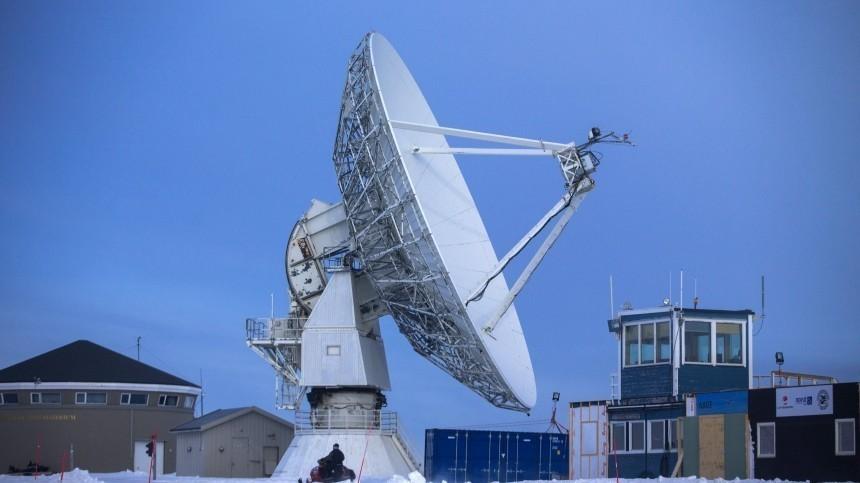 Наоснове следов метеоров создали систему связи для Арктики