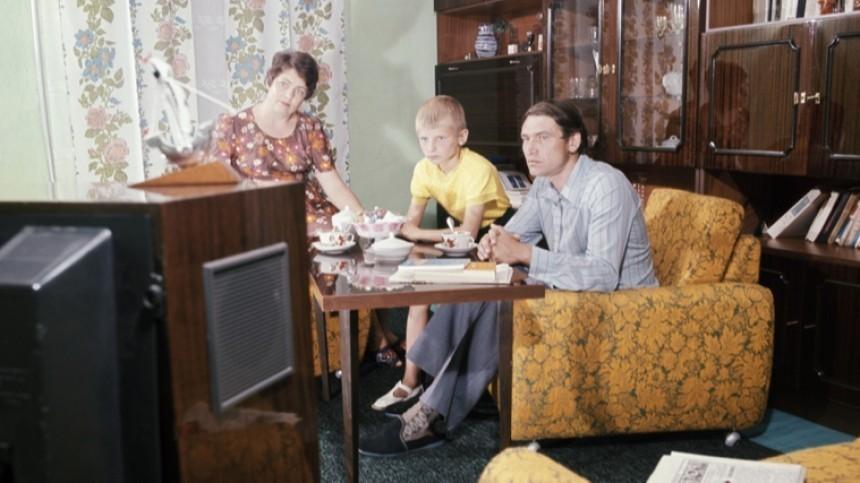 Откуда взялись странные советские привычки?