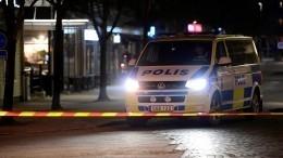 После теракта вшведском Ветланде приостановлено движение поездов