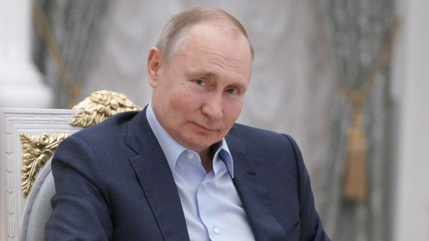 «Только мне неприписывайте»: Путин пошутил про «еще один дворец» под Петербургом