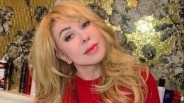 Любовь Успенская блистала вобтягивающем мини наpre-party «Жары»— видео
